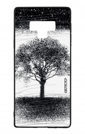 Samsung Note 9 WHT Two-Component Cover - INK Tree