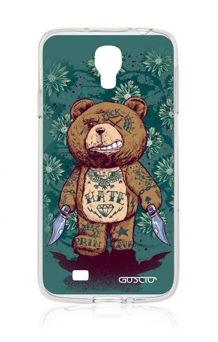 Cover Samsung Galaxy S4 - Orsacchiotto assassino
