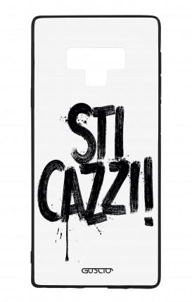 Samsung Note 9 WHT Two-Component Cover - STI CAZZI 2
