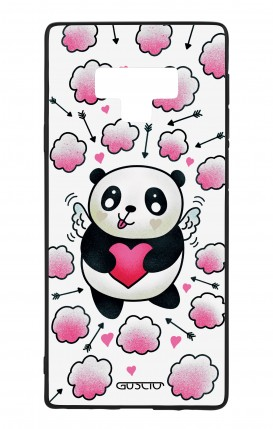 Samsung Note 9 WHT Two-Component Cover - WHT Cupid Panda