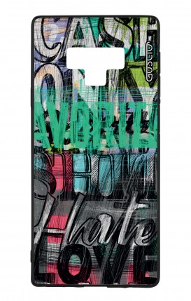 Cover Bicomponente Samsung Note 9 WHT - Cash Only