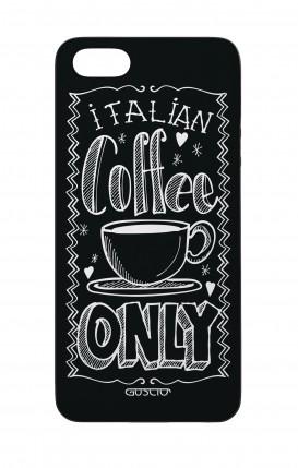 Cover Bicomponente Apple iPhone 5/5s/SE - Solo caffè italiano