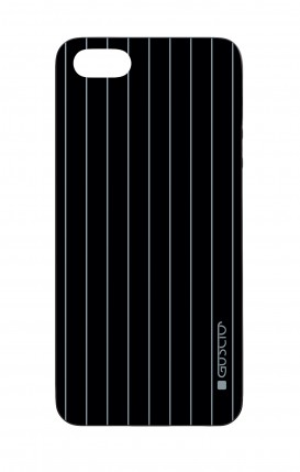 Apple iPhone 5 WHT Two-Component Cover - Classic Stripes