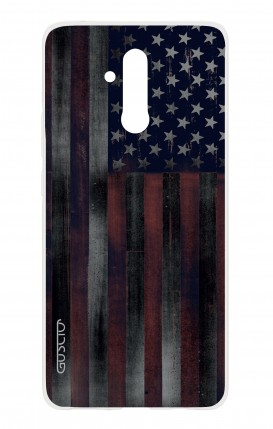 Cover HUAWEI Mate 20 Lite - Dark USA Flag