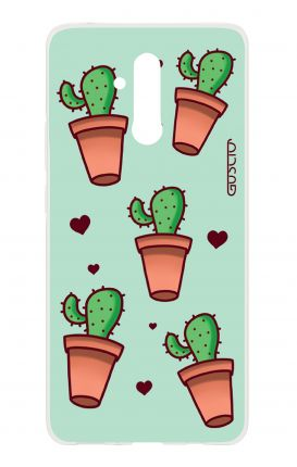 Cover Huawei Mate 20 Lite - Cactus Pattern