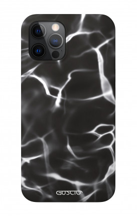 """Soft Touch Case Apple iPhone 12 PRO MAX 6.7"""" - Black Rock"""