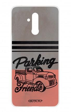Cover Huawei Mate 20 Lite - Parking Friends