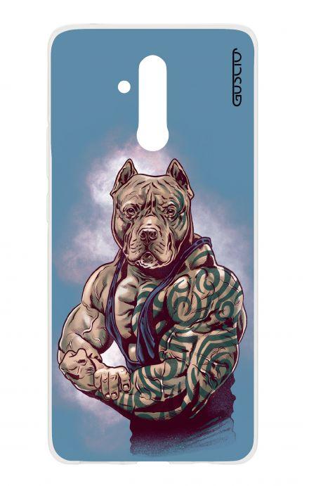 Cover Huawei Mate 20 Lite - Pitbull Tattoo