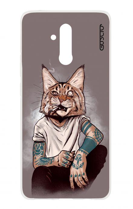 Cover Huawei Mate 20 Lite - Lince Tattoo