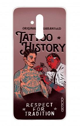 Cover HUAWEI Mate 20 Lite - Tattoo History