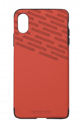 Cover Skin Feeling Apple iphone X/XS RED - Tratteggi