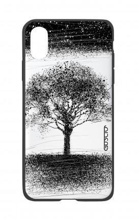 Cover Bicomponente Apple iPhone XS MAX - Albero della vita nuovo
