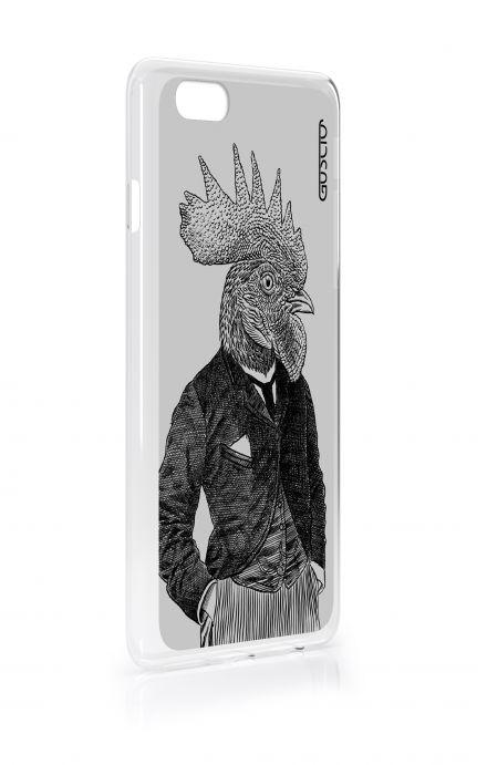 Cover TPU Apple iPhone 7/8 Plus - gallo elegante