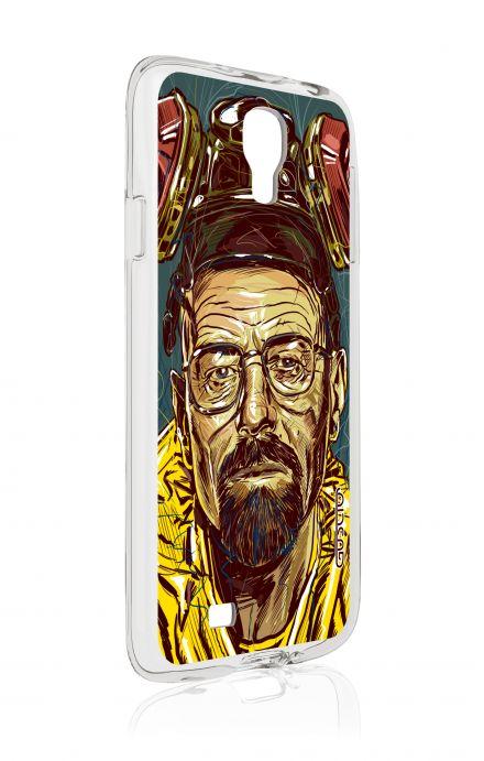 Cover Samsung Galaxy S4 - Mr White