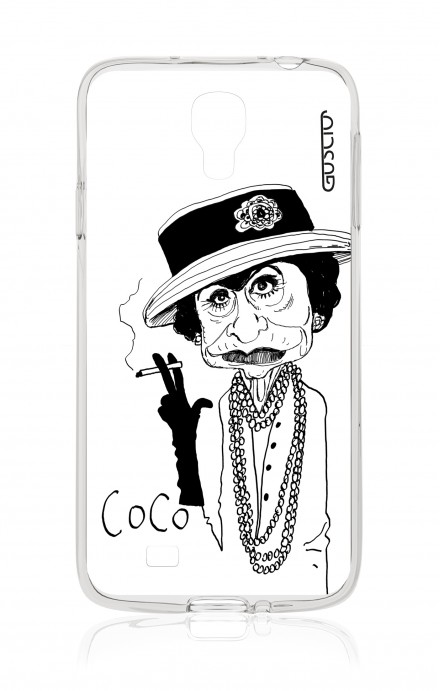 Cover Samsung Galaxy S4 - Coco