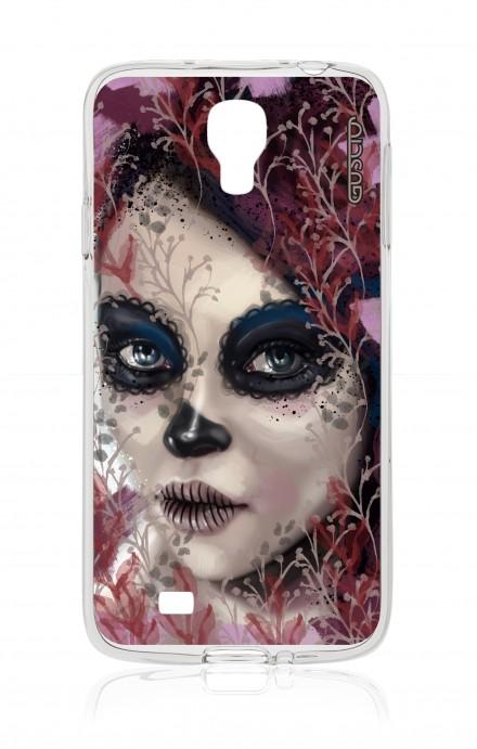 Cover Samsung Galaxy S4 GT i9500 - Calavera Girl