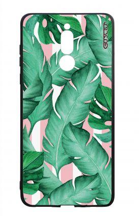 Cover Bicomponente Huawei Mate 10 Lite - Foglie banano