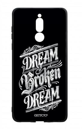 Huawei Mate10Lite WHT Two-Component Cover - Dream Broken Dream