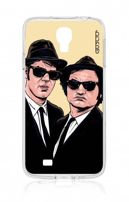 Cover Samsung Galaxy S4 GT i9500 - Blues Brothers
