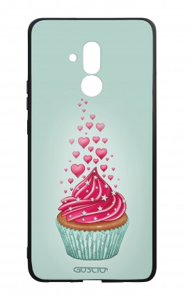 Huawei Mate20Lite WHT Two-Component Cover - Cupcake in Love