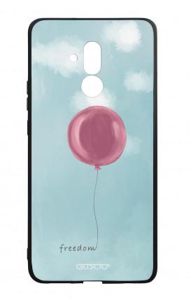 Cover Bicomponente Huawei Mate 20 Lite - palloncino della libertà