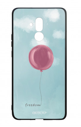 Huawei Mate20Lite WHT Two-Component Cover - Freedom Ballon