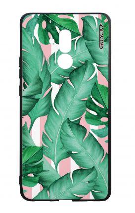 Cover Bicomponente Huawei Mate 20 Lite - Foglie banano