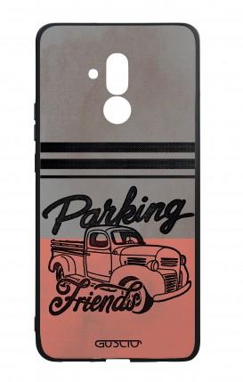 Cover Bicomponente Huawei Mate 20 Lite - Parking Friends