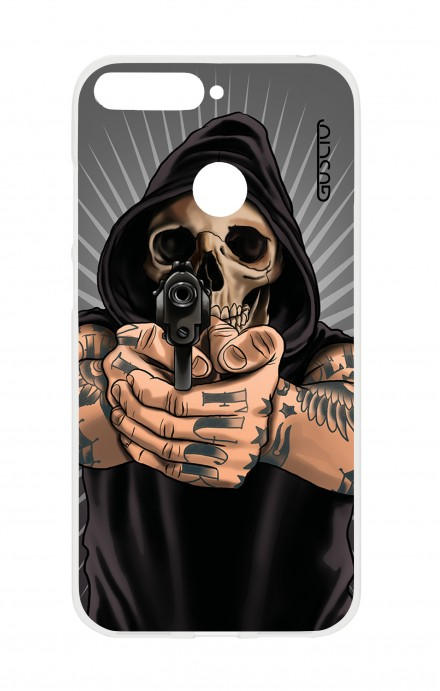 Cover HUAWEI P SMART - Hands Up
