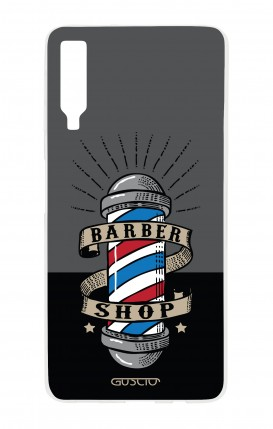 Cover Samsung A7 2018 - Barber Shop Banner