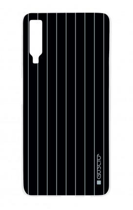 Cover TPU Samsung A7 2018 - Righe Classiche