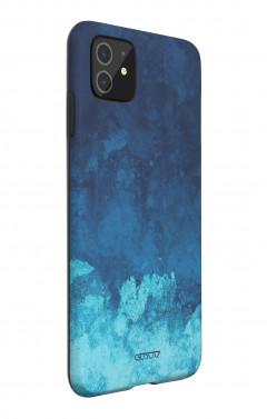 Cover STAND Apple iPhone7/8 - Calavera bianco e nero