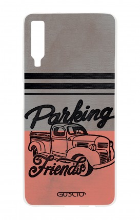 Cover Samsung A7 2018 - Parking Friends