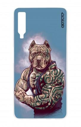 Cover Samsung A7 2018 - Pitbull Tattoo