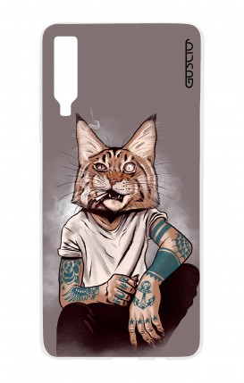 Cover Samsung A7 2018 - Lince Tattoo