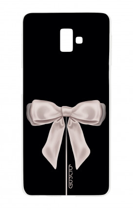Cover TPU Samsung J6 Plus - Fiocco di raso