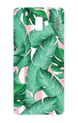 Cover Samsung J6 Plus - Foglie banano