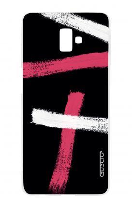 Cover Samsung J6 Plus - Black Fantasy