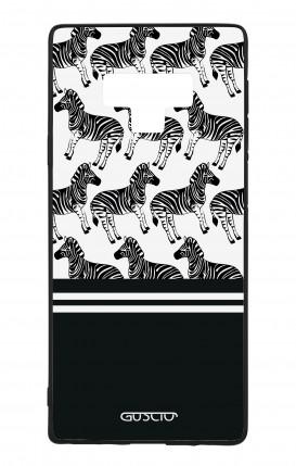 Cover Bicomponente Samsung Note 9 WHT - Zebre bianconere