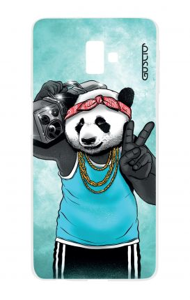 Cover Samsung J6 Plus - Eighty Panda