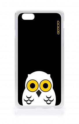 Cover Apple iPhone 7/8 - Black Owl