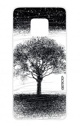 Cover TPU HUAWEI Mate 20 PRO - Albero della vita nuovo