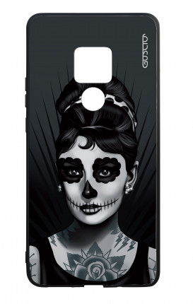 Huawei Mate20 WHT Two-Component Cover - Audrey Calavera