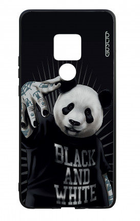 Cover Bicomponente Huawei Mate 20 - Panda rap