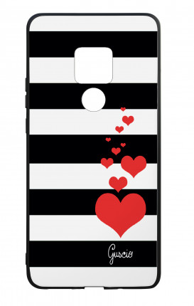Cover Bicomponente Huawei Mate 20 - Loving Stripes