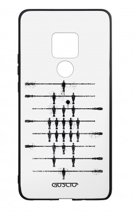 Huawei Mate20 WHT Two-Component Cover - Foosball
