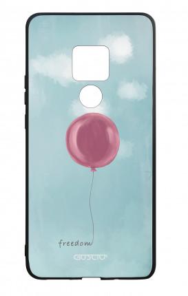 Cover Bicomponente Huawei Mate 20 - palloncino della libertà