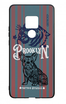 Cover Bicomponente Huawei Mate 20 - Brooklyn Tattoo Studio