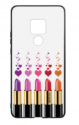 Huawei Mate20 WHT Two-Component Cover - Lipsticks