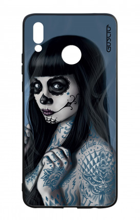 Huawei P Smart Plus WHT Two-Component Cover - Mexicana